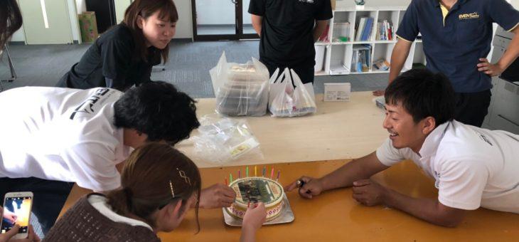 アニパ!in大阪支店!!