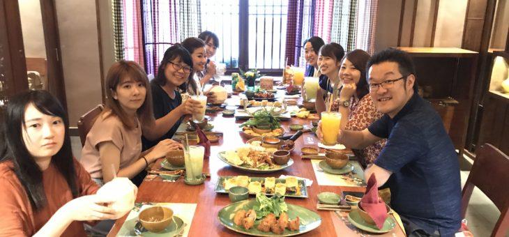 イベント21 ベトナム支店視察に今年も行ってまいりました!