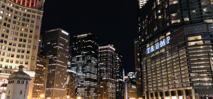 シカゴ視察!社長とCC2人の経営戦略特別出張!