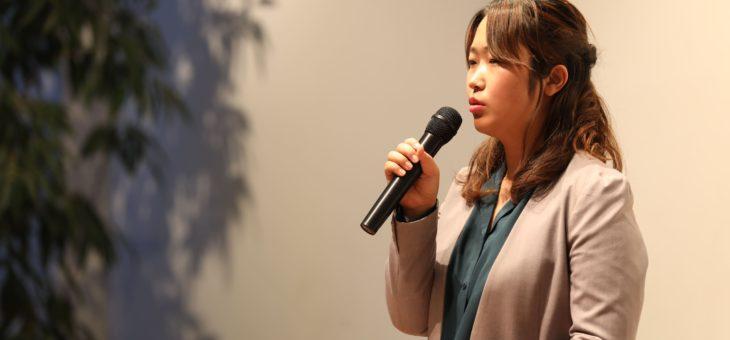 横浜ウィンターゲート その③! 委員会3Q報告~新コアバリュー発表
